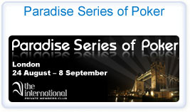 Paradise Series of Poker