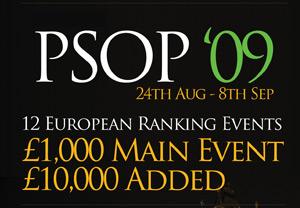 Paradise Series of Poker 09