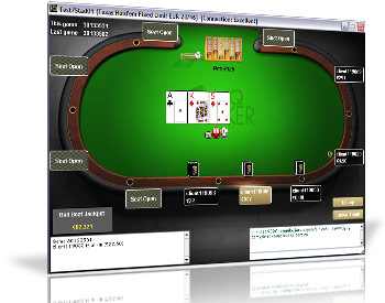 Entraction Poker