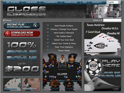 Gloss poker snap shot