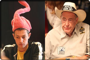 tom dwan against doyle brunson