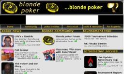 BlondePoker