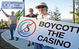 Casino Boycott