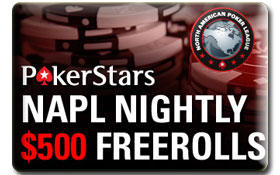 pokerstars freeroll tournaments