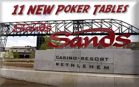 the sands casino