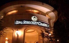 Spa resort casino palm springs poker casino royales blue dress
