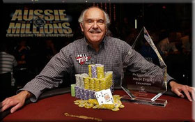david gorr wins aussie millions