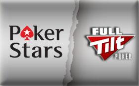 PokerStars versus Full Tilt
