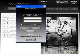 Lock poker network