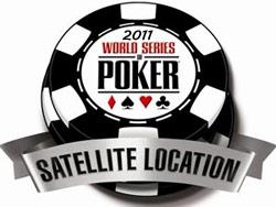 wsop satellites
