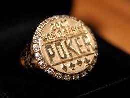 World series of poker ring value sugar house poker night in america