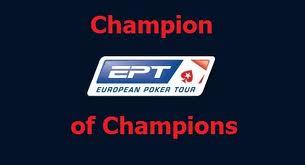 EPT Champion of Champions tournament