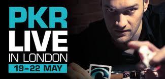 PKR Live tournament in London