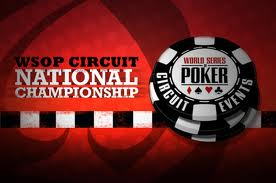 WSOPC National Championship freeroll