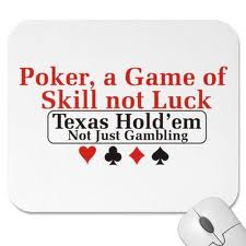 Is poker a game of skill or a game of luck ordre des meilleur main au poker