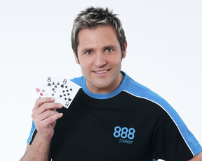 santiago canizares at 888 poker
