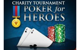 chariet poker event