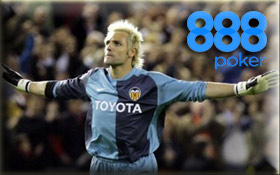 santiago canizares signs with 888poker
