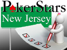 pokerstars in NJ
