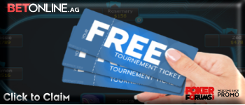 BetOnline Poker Promo