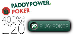 Play at Paddy Power Poker